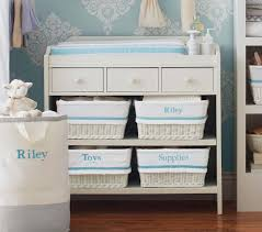 Pottery Barn Kids Storytime Harper Changing Pad Cover Pottery Barn Kids