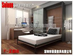 wallbed murphy bed hidden bed bed f90 deman selone china