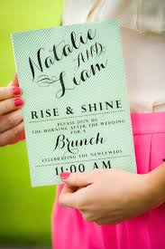 morning after wedding brunch invitations impressive day after wedding brunch invitation 68 post wedding