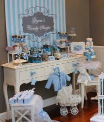 shabby chic baby shower decorations shabby chic shower party decorations for a boy purchase here