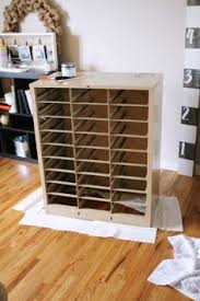 metal filing cabinet makeover diy before and after metal filing cabinet makeover using annie
