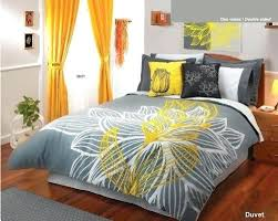 Yellow Bedding Set Yellow And Grey Bed Set Best Grey And Yellow Bedding Set Yellow