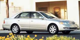 toyota avalon xl 2000 2000 toyota avalon review ratings specs prices and photos