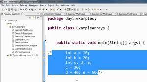 java programming step by step tutorial programming java