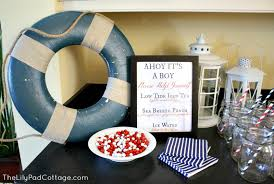 it s a boy decorations ahoy it s a boy baby shower the lilypad cottage