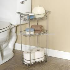 Bathroom Storage Chrome Bathroom Storage Trolley With Excellent Styles Eyagci