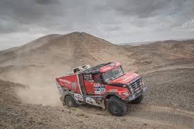 renault amw renault sherpa dakar 2017 racing vehicles trucksplanet