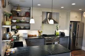 black shaker style kitchen cabinets ahoy an ikea kitchen with a true shaker style door