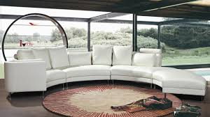 Sofa Curved 25 Contemporary Curved And Sectional Sofas