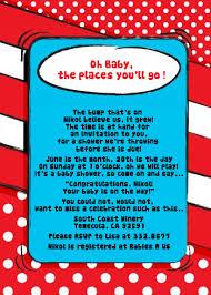 dr seuss baby shower invitations dr seuss inspired baby shower invitations candles and favors