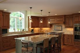 custom stone backsplash traditional kitchen bridgeport by
