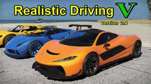 modded sports cars realistic driving v gta5 mods com