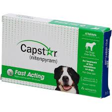 capstar flea tablets for dogs 25lbs petco