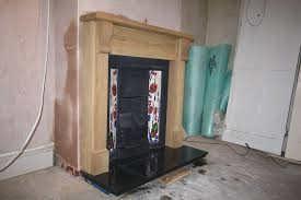 fitting a log burner into a fireplace decorations ideas inspiring