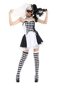 harlequin halloween costumes online get cheap harlequin clown costume aliexpress com