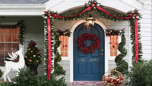 front porch christmas decorations christmas decor for front porches
