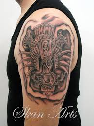 bird tattoo on arm aztec tattoos and designs page 250