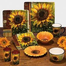 sunflower canisters for kitchen 1421 best kitchen warmth 1 images on