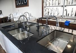 kitchen cabinet sink faucets kitchen sinks faucets in birmingham al gls supply