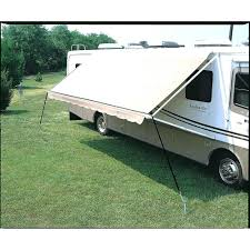 rv shade awnings screen room components inc patio awning rooms