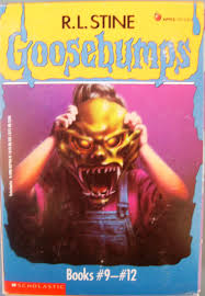goosebumps boxed set books 9 12 welcome to camp nightmare the
