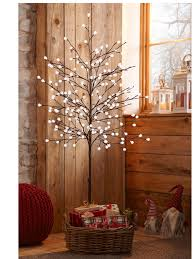 lighted trees home decor unbelievable decorating lighted branches for home accessories ideas
