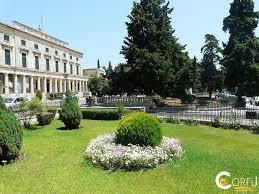 George Michael House Corfu Advisor Corfu Sightseeing Palaces Palace Of St
