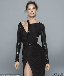 christy turlington 44 says she u0027ll u0027never have surgery u0027 as she