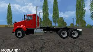 small kenworth trucks kenworth ar dyeable mod for farming simulator 2015 15 fs ls