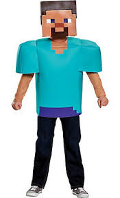 minecraft costumes minecraft costumes for kids adults party city
