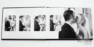 White Wedding Album Devon Wedding Album Zooming Feet Photography