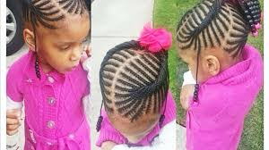 Haircuts For Little Girls Cute Hairstyles For Little Black Girls 2016 Youtube