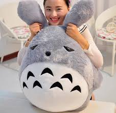 Giant Totoro Bed Online Get Cheap Big Giant Totoro Aliexpress Com Alibaba Group
