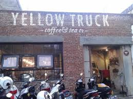 Yellow Truck Coffee this one is the sunda st branch picture of yellow truck coffee