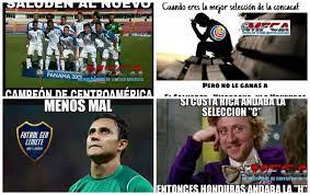Costa Rica Meme - memes honduras y costa rica sufren burlas tras empatar en la copa