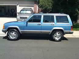 long jeep 1992 jeep cherokee specs and photos strongauto