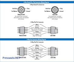 trailer connector wiring diagram 4 way floralfrocks