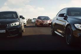 bmw comercial bmw vision 100 gets its tv commercial
