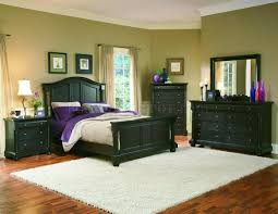 Black Bedroom Sets Queen Mocha Finish Classic 5pc Queen Size Bedroom Set W Post Bed