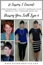 dressing your truth type 3 hairstyles 21 lessons i learned from dressing your truth as a type 4