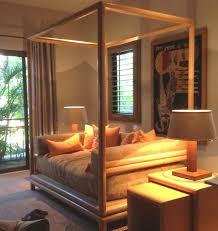 custom designed and built white oak daybed furniture