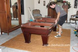 Tournament Choice Pool Table by Moving A Brunswick Ventura Dk Billiards Pool Table Sales U0026 Service