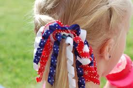 hair ribbons the polka dot umbrella curly ribbon hair bows