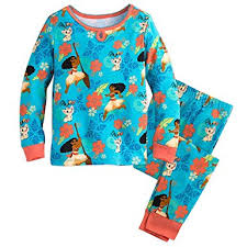 disney moana pj pals pajamas for clothing