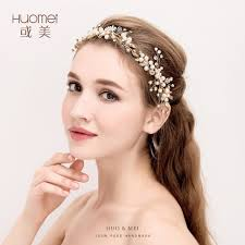 gold headpiece aliexpress buy new handmade bridal headbands gold