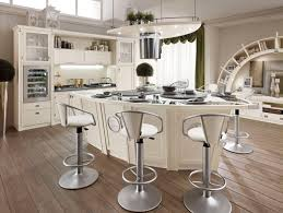 Contemporary Island Kitchen Kitchen Island With Bar Stools Light Gray Kitchen Island With Cb2