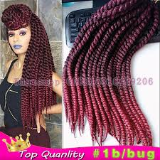 ombre senegalese twists braiding hair synthetic havana mambo senegalese twist hair synthetic ombre 1b
