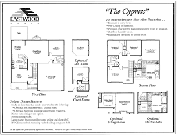 eastwood homes cypress floor plan cypress eastwood homes