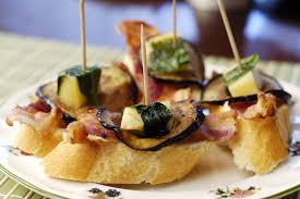 recipes for the perfect christmas tapas party