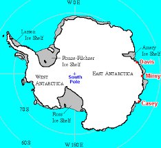 map of antarctic stations what the stations say